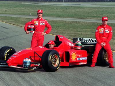 1996 1999 Rmgs Team